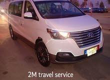 سيارات فان عائلي اتش وان و هاي اس موديل 2020 للايجار اليومي في مصر