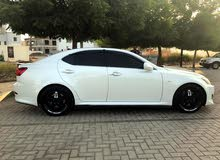 Used condition Lexus IS 2008 with 0 km mileage