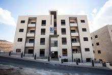 شقة 102م طابق ثاني على شارعين في ابو علندا الجديدة