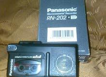 للبيع ميكروكاسيت Panasonic يابانى