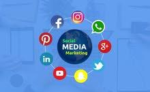 Social media marketing مسوق سوشيال ميديا
