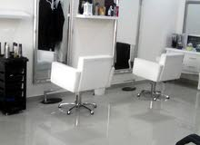 Luxurious ladies beauty saloon Busaiteen for Sale with complete equipment