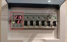 مهندس كهربائي لتصميم الاعمال الكهربائية والاشراف على تنفيدها