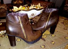 Winter boots from Italy