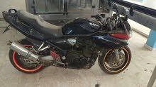 Suzuki motorbike made in 2005 for sale