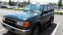 Automatic Green Toyota 1994 for sale
