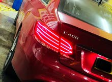 Red Mercedes Benz E 400 2015 for sale