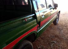 Diesel Fuel/Power   Toyota Hilux 1987