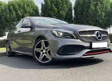 Mercedes Benz A 250 2016 For sale - Grey color