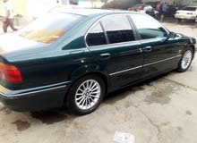 BMW 520 made in 1999 for sale