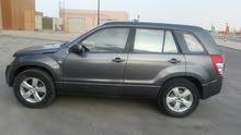 Grey Suzuki Vitara 2008 for sale