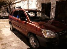 كيا سبورتاج 2007