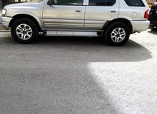 120,000 - 129,999 km Isuzu Rodeo 2004 for sale