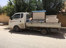 هونداي بورتر لنقل البضائع والاثاث داخل غريان