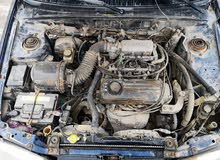 Automatic Blue Hyundai 1994 for sale
