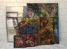 Used Paintings - Frames available for sale in Tripoli
