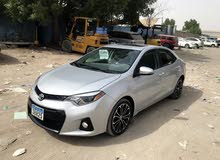 Toyota Corrolla 2016