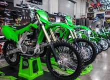Kawasaki Kxf 250 Dirt bike Available now