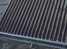 بيع و صيانة السخانات الشمسية الانابيب و المري وخزانات المياه والمداخن