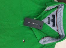 Tommy hilfiger , brand new polo t shirt , green color , small