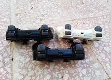 جهاز بلاستيشن 3 مستعمل واحد ابيض واثنين اسود بيع او بادل بسيكل ياباني 20