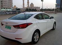 Gasoline Fuel/Power   Hyundai Elantra 2015