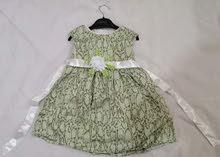 ثوب بناتي صناعة تركية