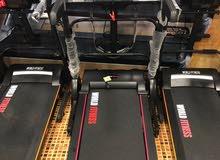 جهاز جري رياضي نوع world fitness w7000