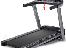 Marshal Fitness Low Noise Running Machine Multi Function Foldable Treadmill-Pkt-133-1