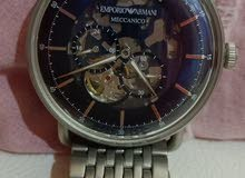ساعة أرماني
