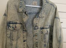 Bershka Jean Jacket, size S little oversized , light washed