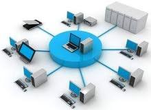 باحت عن عمل التخصص تقنية معلومات شبكات الحاسوب