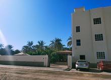 مبنى للبيع او المبادله بارض سكني تجاري  مع دفع الفارق