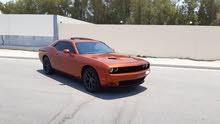 Dodge Challenger SXT 2020 (Orange)