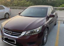 Honda Accord 2013 Gcc low kms