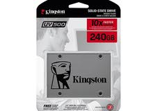 kingston 240gb ssd used formatted