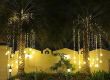 Ramadan lighting service