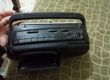 radio & cassette