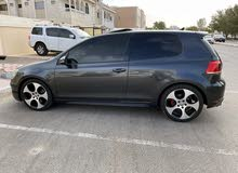 VW Golf GTI 2012 Coupe