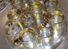 glass tea/Arabic coffee