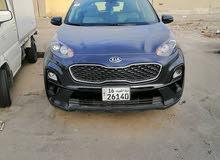 كيا سبورتاج 2019 تاجير سيارات يومي شهري