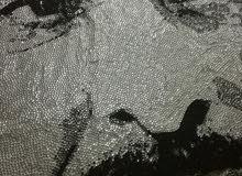لوحة فنية من قطع الكريستال(الستراس)