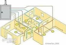 كهربائي منازل يطلب عملا جزئي