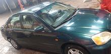 هوندا سيفيك 2002 للبيع Honda Civic 2002 for sale