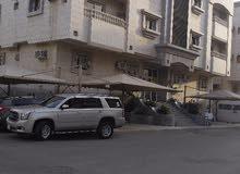 عمارة استثمارية شارعين للبيع (620)متر في جدة حي الفيصلية غرب طريق المدينة (16) شقه من (3) غرف