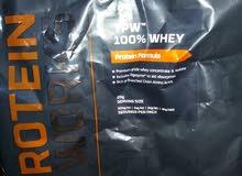 واي بروتين من شركة The protein works