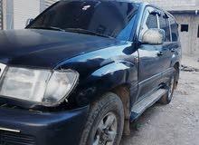 Toyota Land Cruiser 2000 For sale - Black color