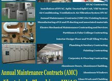HVAC Contracting Installation, Split/ Ducted Unit