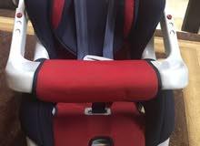 كرسي سياره لم يستعمل من سن شهر ل 4 سنين