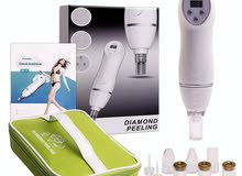 """جهاز تقشير البشرة الماسى أو الألماسى (17) """"دايموند بيل""""  Diamond Peeling Dermabrasion"""